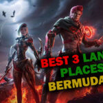 Best 3 Landing Places in Bermuda Map of Free Fire after OB26 update