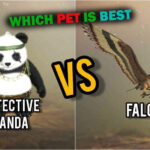 Detective Panda VS Falco: Comparing features of the two pet of Free Fire