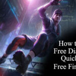 How to get Free Diamonds Quickly in Free Fire 2021