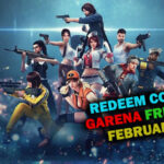 Redeem Code of Garena Free Fire for today February 21st   Claim it Now