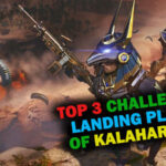 Top 3 Challenging Landing Place in Kalahari Map of Free Fire after OB26 update