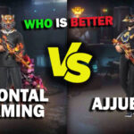 Ajjubhai VS Frontal Gaming: Comparison on who has best stats in Free Fire in March 2021