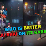 Ajjubhai VS Itz Kabbo: Comparison on who has best stats in Free Fire | March 2021