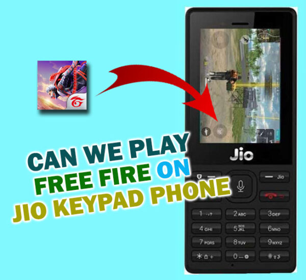 Can we Download Free Fire Game on JIO Keypad Phone   Every ...