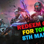 Redeem Code of Garena Free Fire for Today [8th March]   Claim Abyssal Weapon Loot Crate for Free