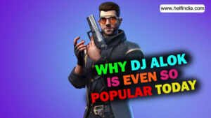 Why Free Fire Character DJ Alok even so Popular Today Within Us