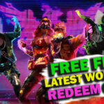 Free Fire Redeem Today Code [25th May] | Free Emote, Surfboard, & more