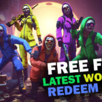 Garena Redeem Code Today Free Fire [24th July] Working Kodes